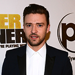 Entertainer Justin Timberlake