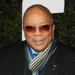 "HOLLYWOOD, CA - NOVEMBER 11: Producer Quincy Jones attends the premiere of ""Mandela: Long Walk To Freedom"" at ArcLight Cinemas Cinerama Dome on November 11, 2013 in Hollywood, California. (Photo by Jason LaVeris/FilmMagic)"
