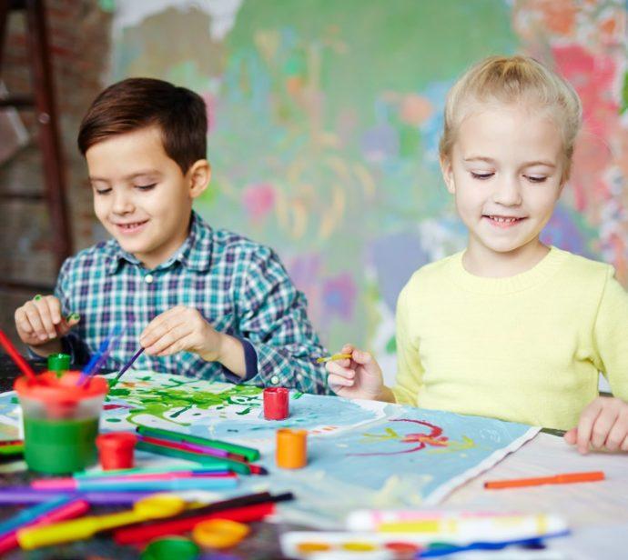 Творческие тетради – развиваем ребенка с первых лет жизни