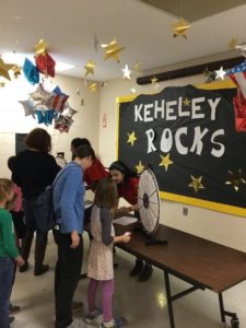 Keheley Elementary School Math Night