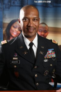 Lt. Col. Dexter Brookins